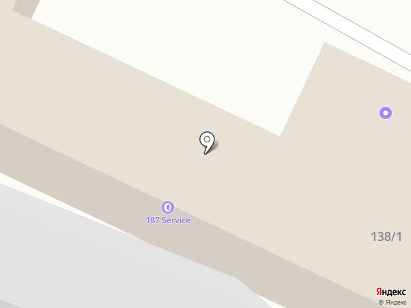 187 Service на карте Бердска