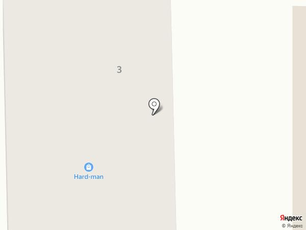 Компания по производству спортивного инвентаря на карте Агролеса
