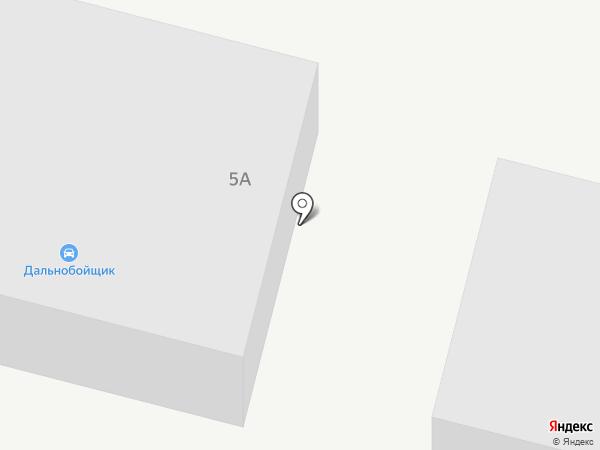Динамика-Групп на карте Бердска