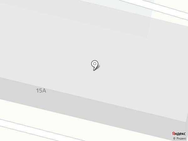 WoodLand на карте Бердска