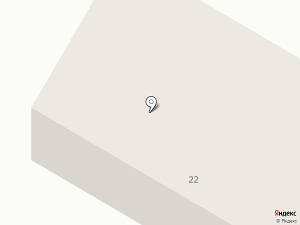 Зеленая Жемчужина на карте Бердска