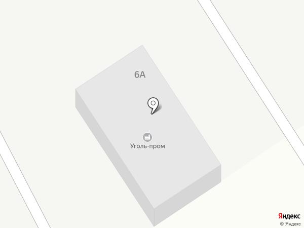 Сибводпромстрой на карте Бердска