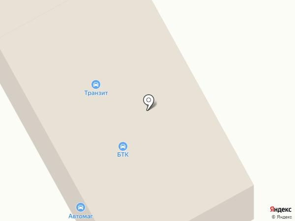 БВМ на карте Бердска