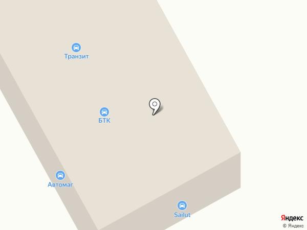 БТК на карте Бердска