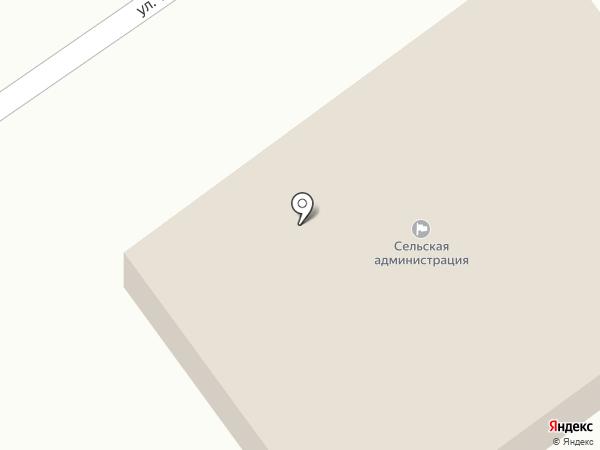 Администрация с. Барышево на карте Барышево