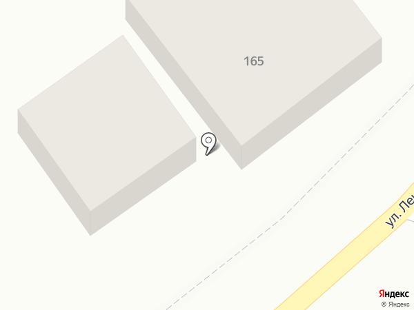 Сфинкс на карте Барышево