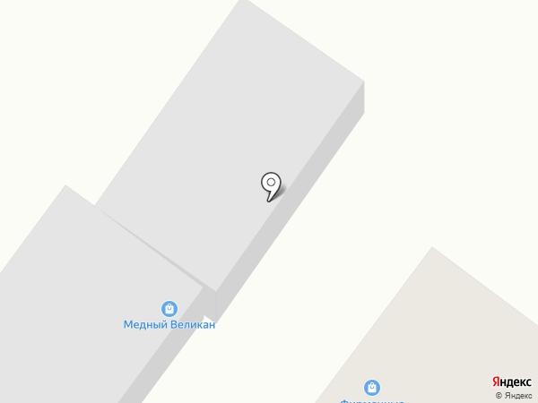 Ёлочка на карте Барышево