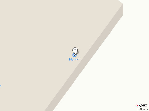Магнит на карте Барышево