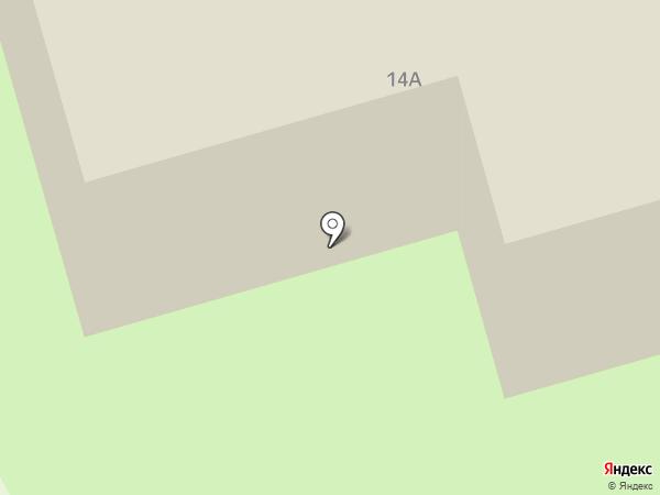 Издревая на карте Барышево