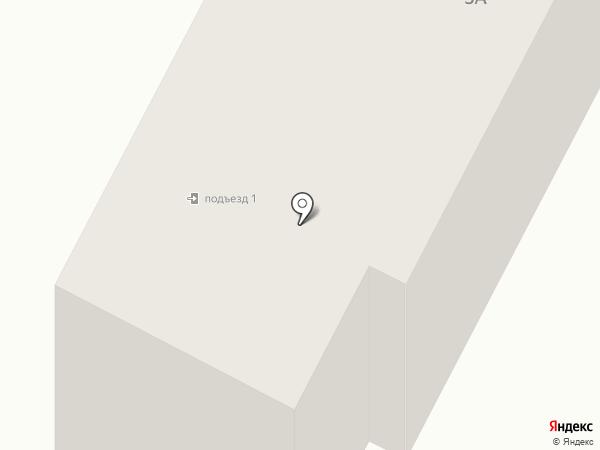Продуктовый магазин №11 на карте Барышево
