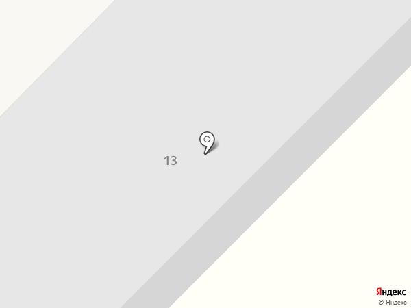 Фанерный двор на карте Двуречья