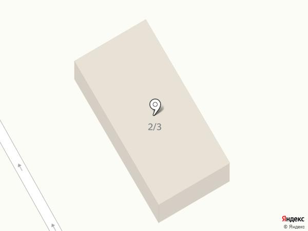АЗС Промсиб на карте Искитима