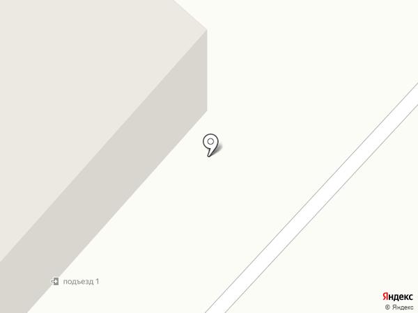 КРИСТАЛЛ на карте Искитима