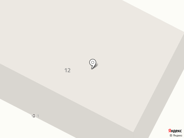 Голубев В.А. на карте Искитима