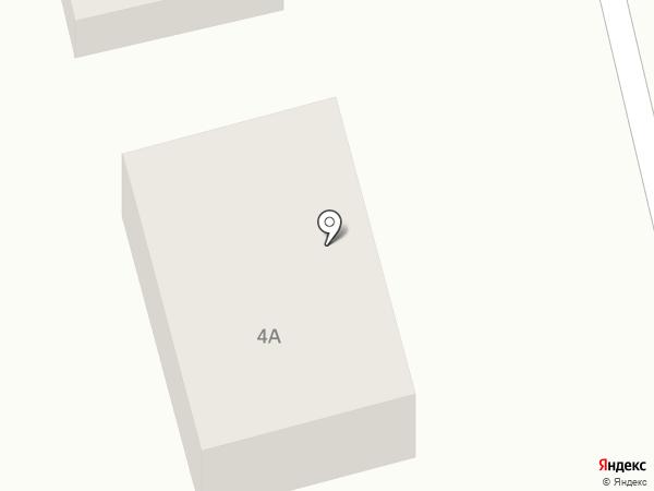 Рябинушка на карте Тальменки