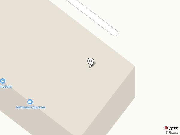 Частная автомастерская на карте Искитима
