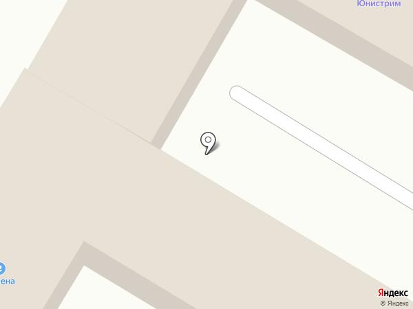 Магазин разливного пива на ул. Южный микрорайон на карте Искитима