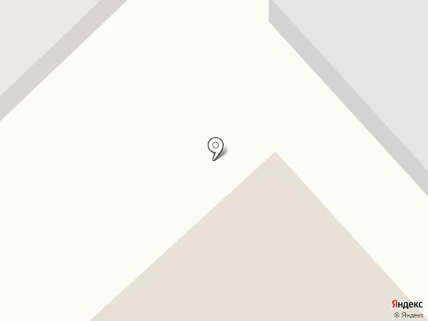 Продовольственный магазин на карте Железнодорожного