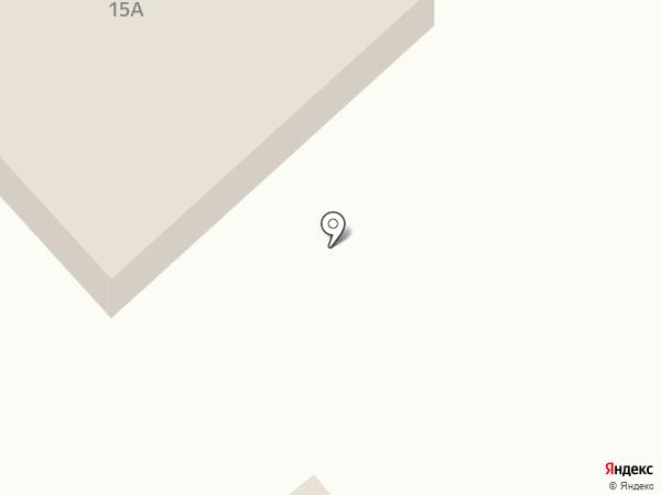 Продовольственный магазин на Школьной на карте Железнодорожного