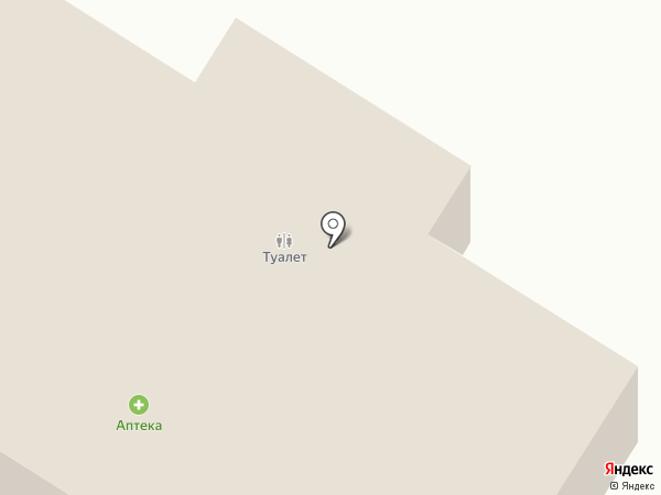 Автовокзал на карте Искитима