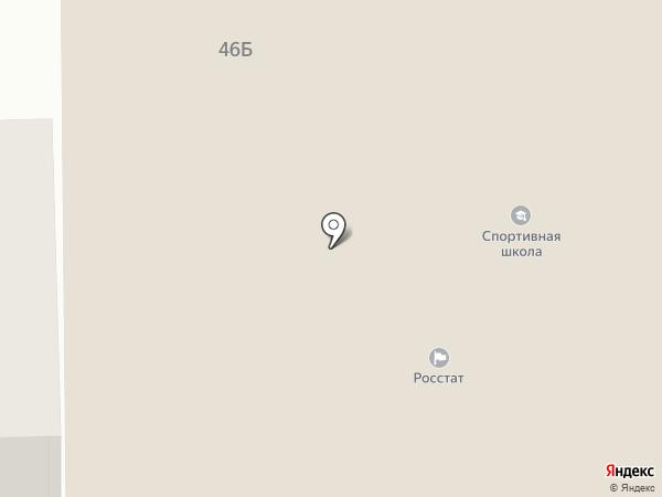 Ювелир на карте Искитима