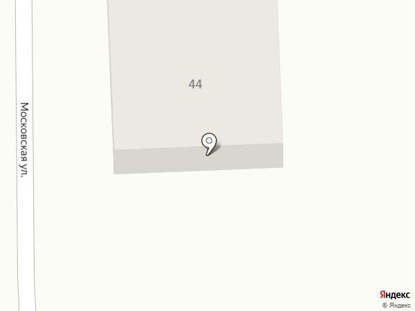 Созвездие сибирских псов, НП на карте Искитима