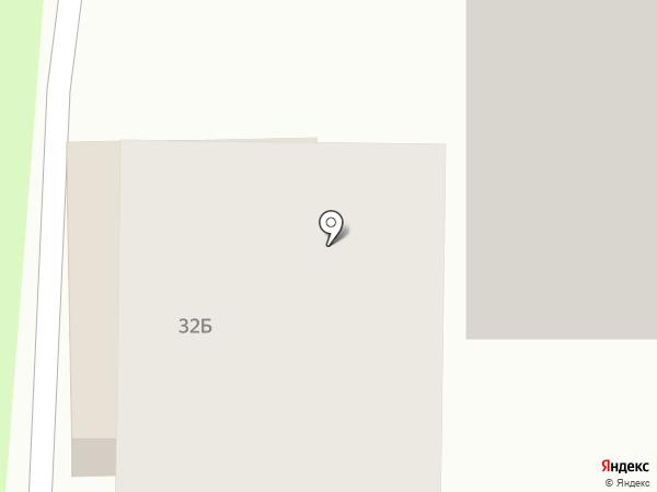 Кега на карте Искитима