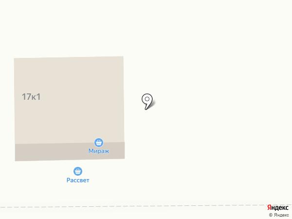 Мираж на карте Искитима