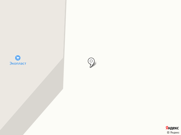 Экопласт на карте Искитима