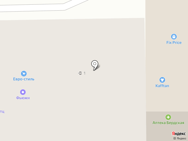 Турист на карте Искитима