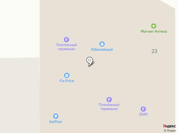 Podarkoff на карте Искитима