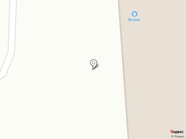 Лайм на карте Искитима