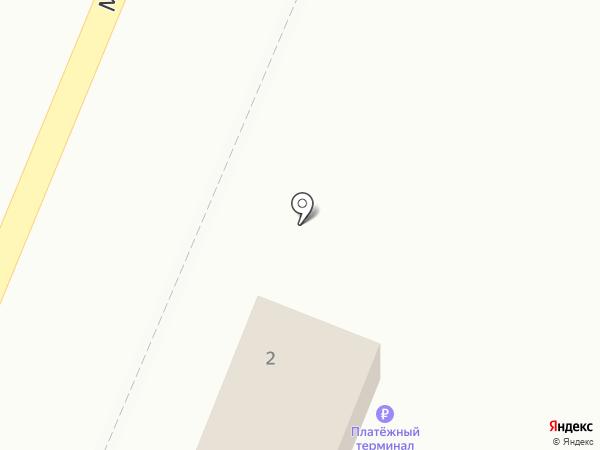 Вера на карте Искитима