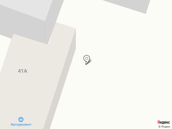 Сибирский мастеровой на карте Искитима