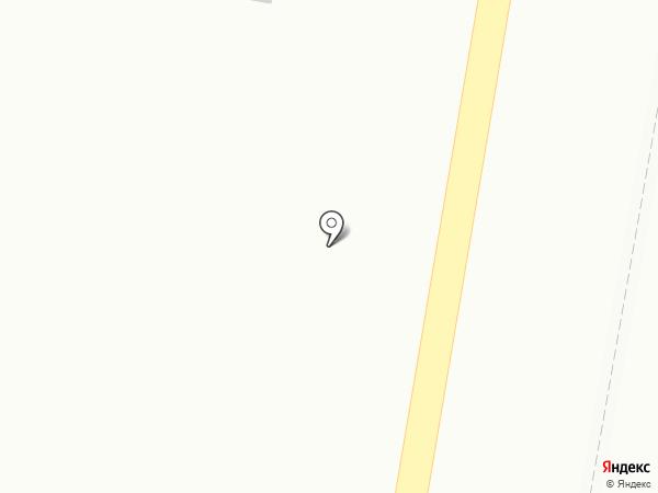 Рельеф на карте Искитима