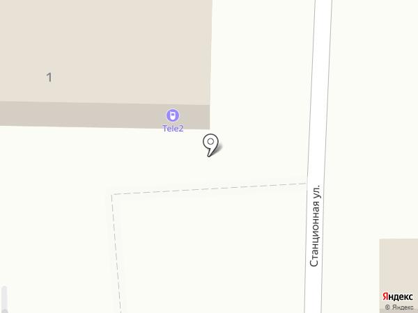 Национальный платежный сервис на карте Искитима