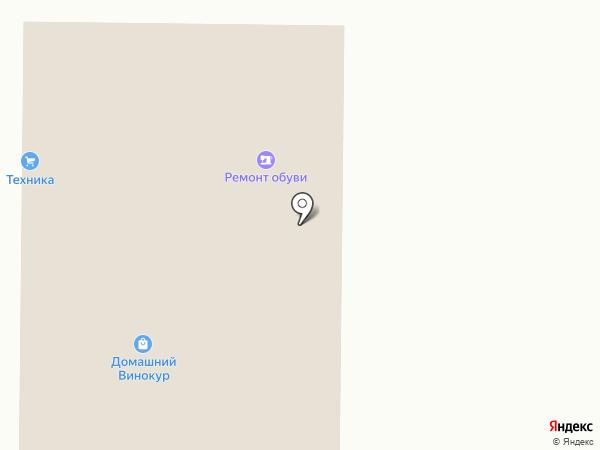Розничный магазин техники на карте Искитима