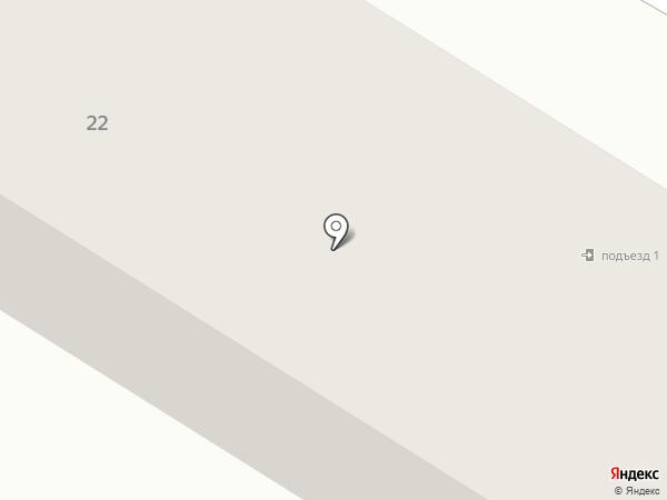 Общежитие на карте Искитима