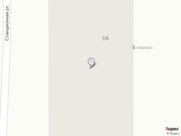 Ромашка на карте Искитима
