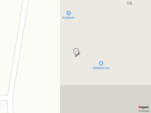 Kolobok на карте Искитима