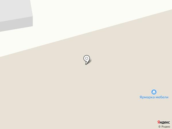 Мясной №1 на карте Искитима