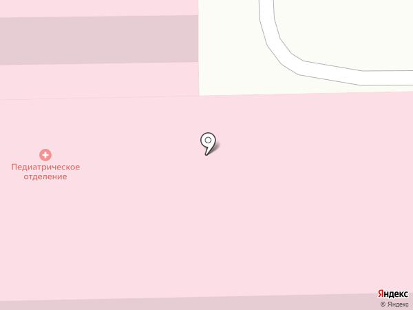Искитимская центральная городская больница на карте Искитима