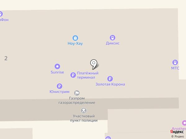 Авто М52 на карте Искитима