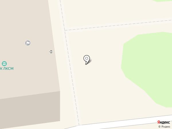 Районный досуговый центр на карте Искитима