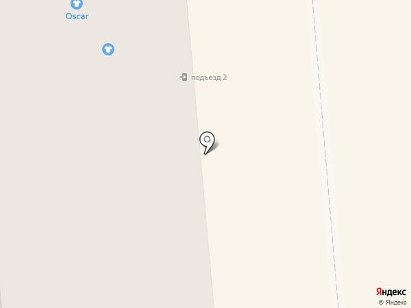 Родео на карте Искитима