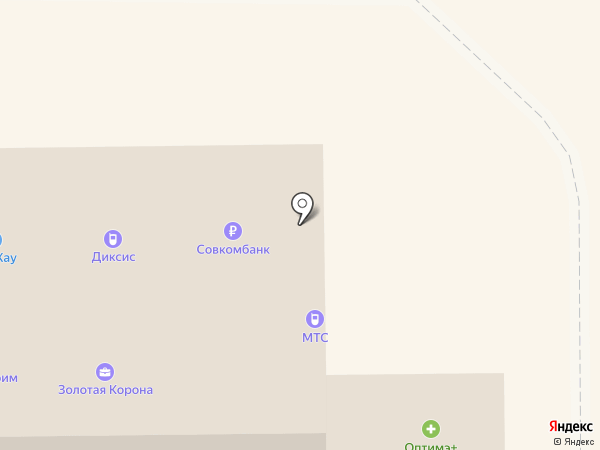 МТС, ПАО на карте Искитима