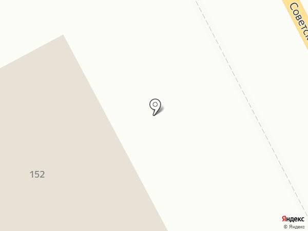 Вьюга на карте Искитима