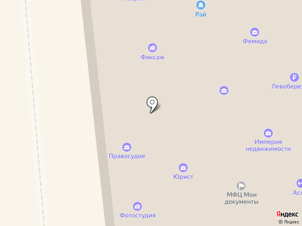 Восток на карте Искитима