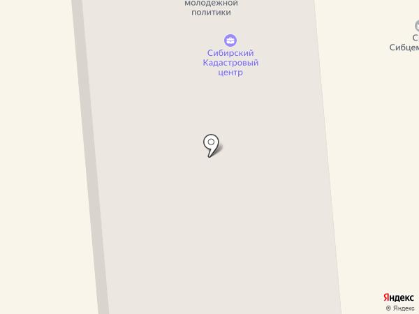 Диамант Имидж на карте Искитима
