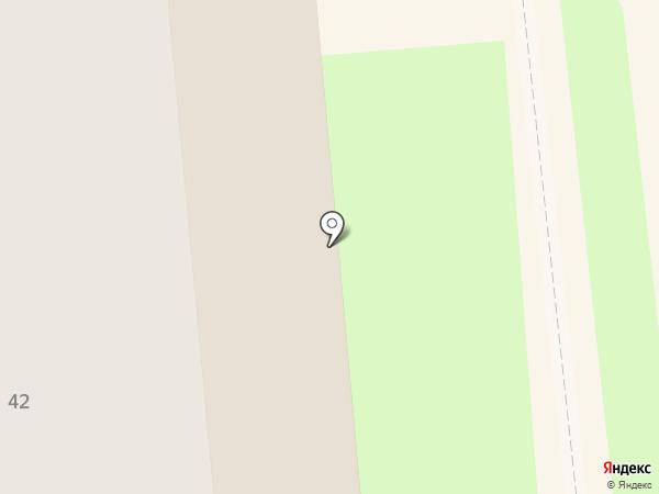 Золотой карась на карте Искитима